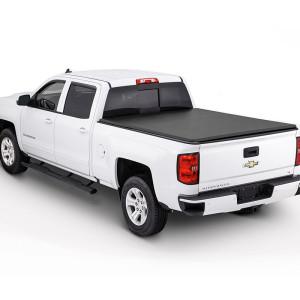Tri Fold Tonneau Cover 1988-2018 Chevrolet Silverado Gmc 6.5f Truck Bed Soft Folding Covers