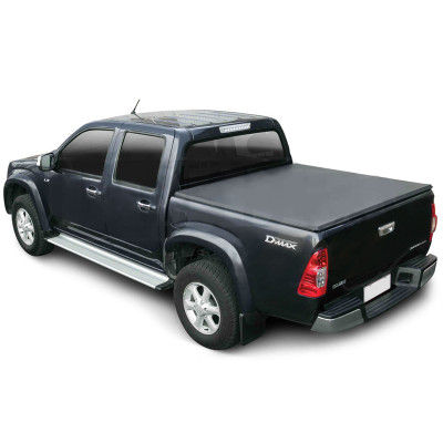 Tri-Fold Soft Tonneau Covers Isuzu D-Max Truck Bed Covers Dmax Tonneau Cover