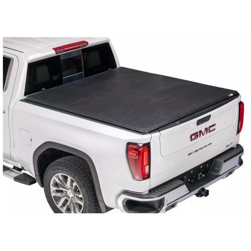 Truck Bed Soft Folding Covers 2000-2011 Dodge Dakota 5f Pickup Tonneau Cover