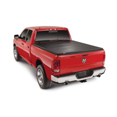 Soft Tri Fold Tonneau Cover 2002-2017 Dodge 8f Pickup Bed Covers