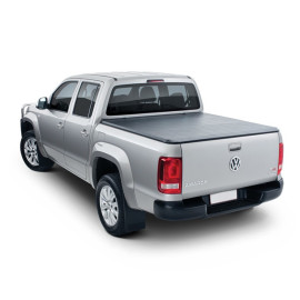Tri-Fold Soft Tonneau Cover for VW Amarok Truck Bed Covers