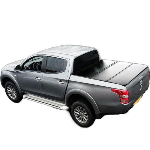 Tri Fold Hard Tonneau Cover 2006-2008 MISUBISHI TRITON Truck Bed Covers Pickup Bed Covers