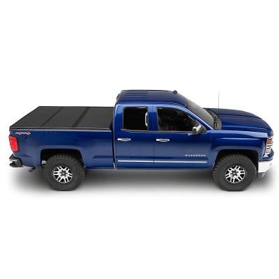 Truck Folding Tonneau Covers 2004-2016 Chevrolet Colorado Gmc 5FT Hard Tri Fold Tonneau Cover Truck Bed Covers