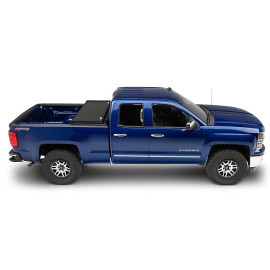 Truck Bed Hard Folding Covers 2015-2019 Chevrolet Silverado Gmc 6ft Folding Tonneau Cover Hard Tonneau Cover