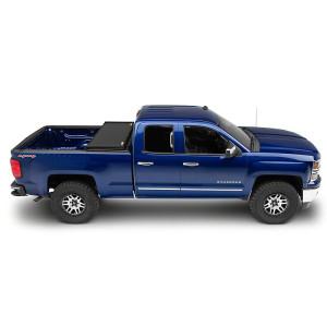 Truck Tonneau Covers 2015-2019 Chevrolet Silverado Gmc 6.5FT Hard Tonneau Cover Truck Bed Covers