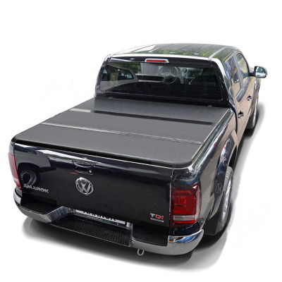Hard Tonneau Cover 2009-2016 VW Amarok Truck Bed Covers Folding Tonneau Cover