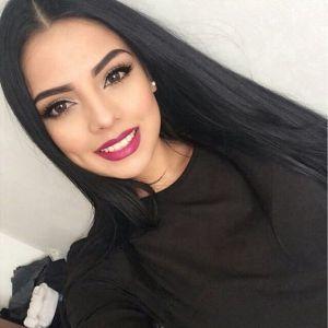 2019 Fashion Best Quality Brazilian Virgin Human Hair Straight Full Lace Wigs