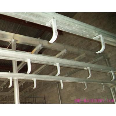 Cattle Abattoir Manual Convey Rail