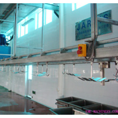 Sheep Slaughterhouse Processing Automatic Conveying Rail