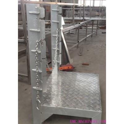 Brisket Bone Cutting Platform