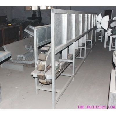 Pig Abattoir Straddle-Type Conveyor