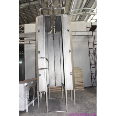 Cattle Slaughter Carcass Automatic Cleaning Machine