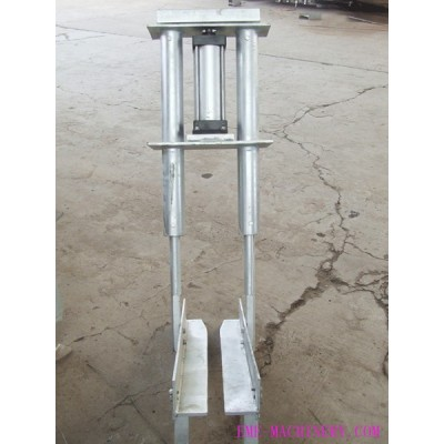 Pig Abttoir Equipment Unloading Device For Slaughtering Machine