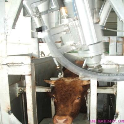 Cattle Slaughtering Pneumatically Gun
