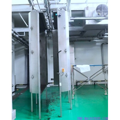 Cattle Slaughter Equipment Carcass Automatic Cleaning Machine