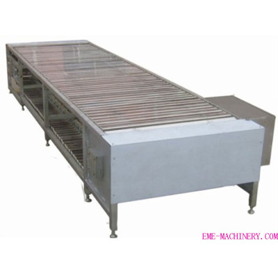 Sheep Slaughter Line Bleeding Roller Table For Goat Abattoir Equipment