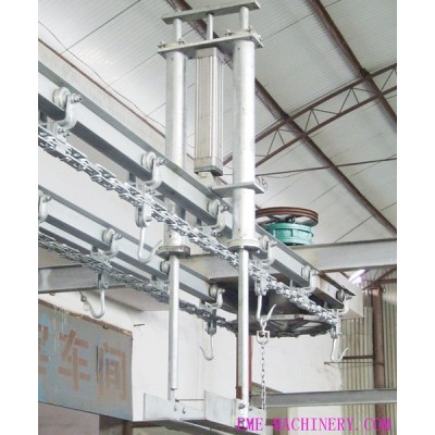 Pig Abttoirs Equipment UnloadingDevice For Slaughtering Equipment