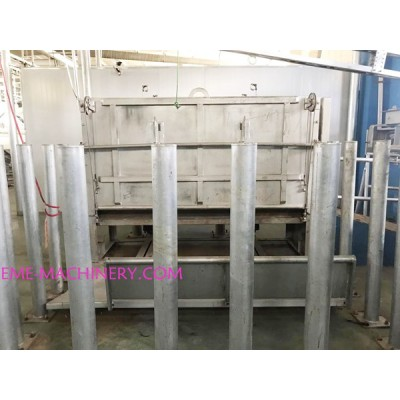 Cattle Slaughter Machinery Limit Bolt For Cow Abattoir Equipment