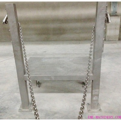 Cattle Fore-Legs Fixed Stake For Slaughterhouse Equipment