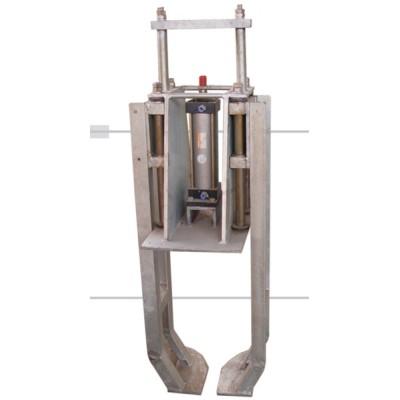 Pig Abttoir UnloadingDevice For Slaughterhouse Equipment