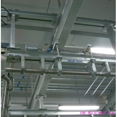 Static Track Electronic Weighing System For Abattoir Equipment