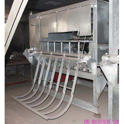 Hydraulic Dehairing Machine For Slaughtering
