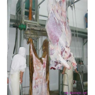 Cattle Skin Remove Machine/Hide Puller For Abattoir Equipment