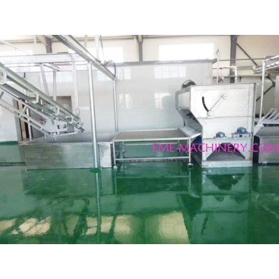 Pig Abattoirs Plant Scalding Tank For Abattoir Machinery