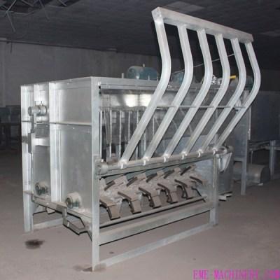 Hydraulic Dehairing Machine For Abattoir Plant