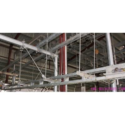 Cattle Abattoirs Lead Machine For Abattoir Equipment