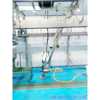 Sheep/goat Skin Removed Machine For Abattoirs Equipment