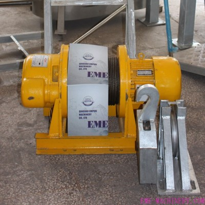 Vertical Type Cattle Lifting Machine For Abattoirs Equipment
