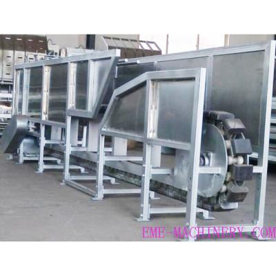 Pig Straddle-Type Conveyor For Abattoir Equipment