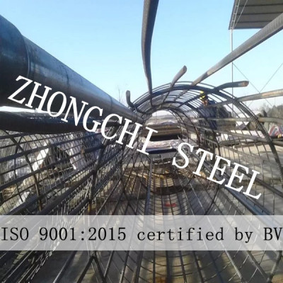 CSL Testing Tubes for High Speed Way