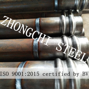 Clamp Pressure Type Crosshole Sonic Logging Tube