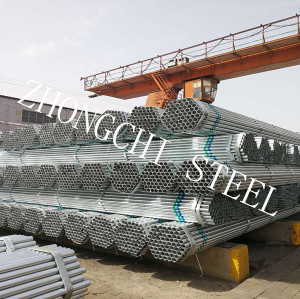 Galvanized Steel Pipe for Water