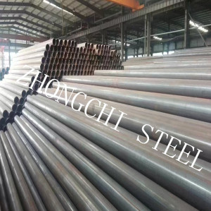 Big Diameter Welded Black pipe