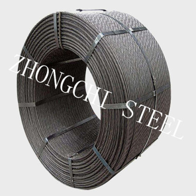 12.7mm PC Steel Strand
