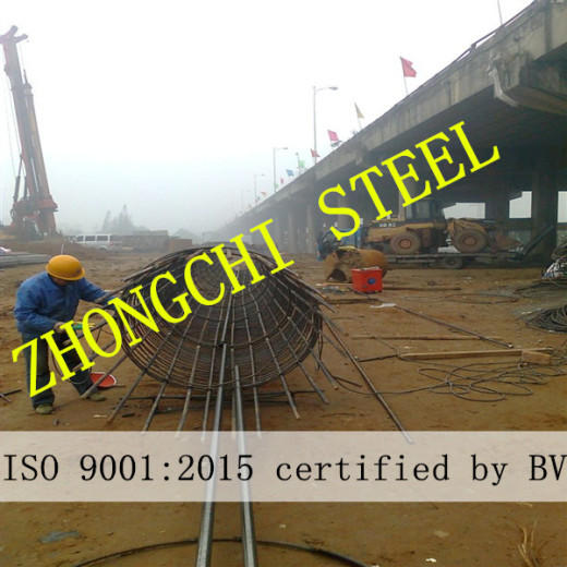 Qualified Crosshole Sonic Logging Pipe Manufacturer-ZHONGCHI STEEL