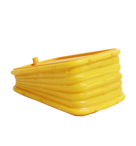Plastic bee smoker box (Yellow color)