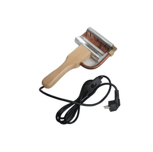 Electric uncapping planer
