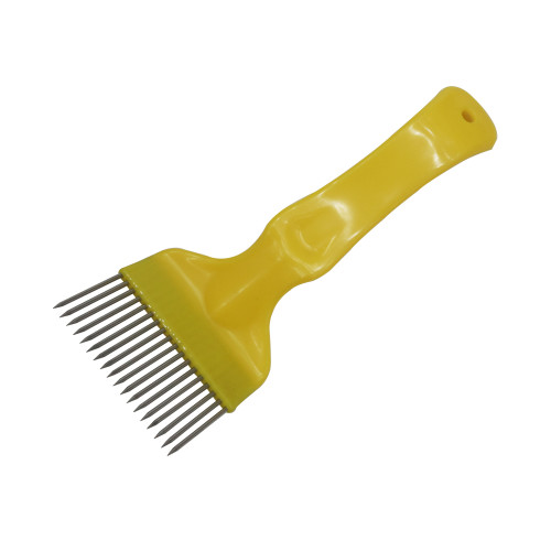 18 needles  Uncapping fork