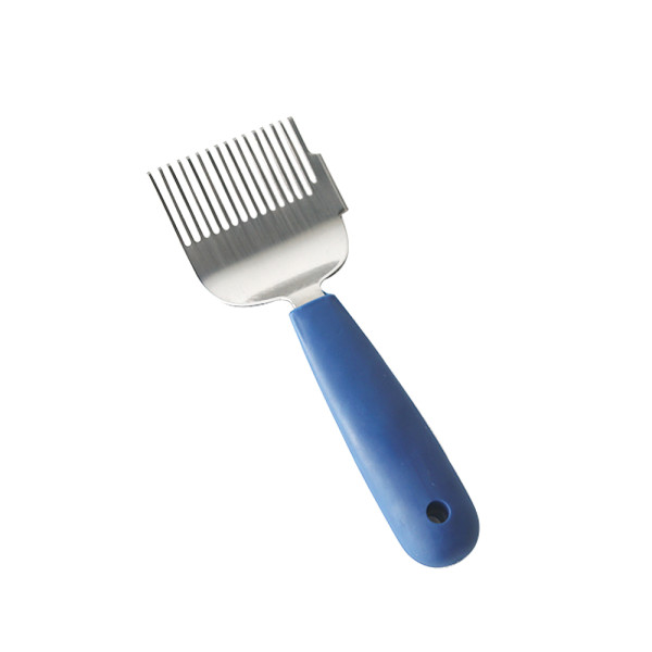 Rubber handle  Uncapping fork
