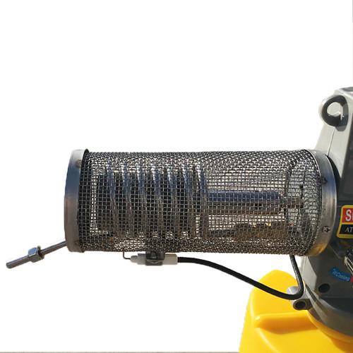 Smoke mite eliminating machine