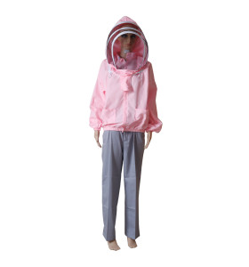 Pink jacket Beekeeping Protective Clothing