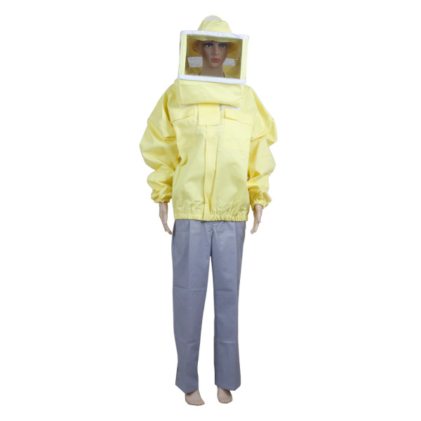 Yellow Jacket Beekeeping Protective Clothing