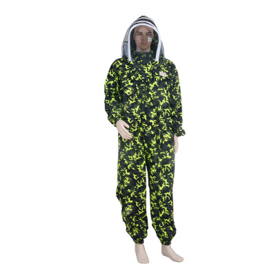 Camouflage Fluorescent oxford cloth  Beekeeping Suits