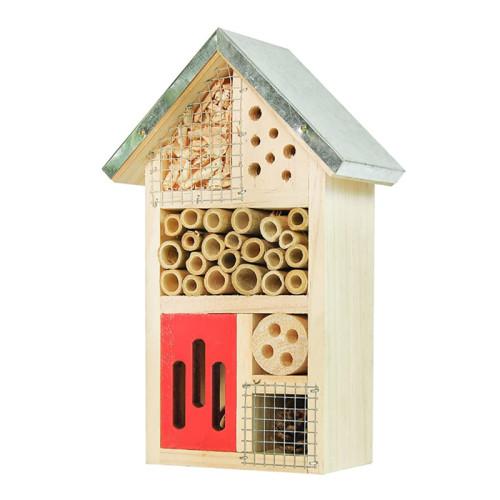 Mason bee house