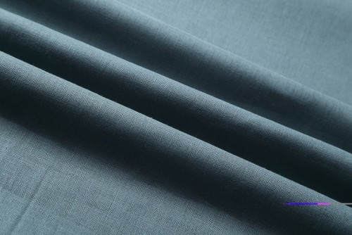 High quality custom plain shirting cotton textile fabric new model fashion linen cotton fabric for shirt