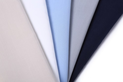 Custom textile fabric fabric cotton polyester plain weave fabric